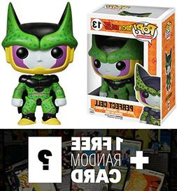 DragonBall Perfect Form Cell: Funko POP! x Z Vinyl Figure +