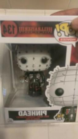 Pinhead 134 Funko Pop Hellraiser with puzzle box horror movi