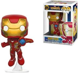*PLZ READ* Funko Pop! Marvel Avengers Infinity War Iron Man