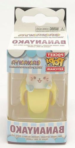 Funko Pocket Pop! Bananya  Bananyako Keychain Vinyl Figure T