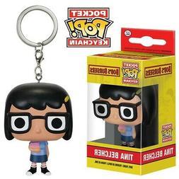 Funko Pocket POP Bob's Burgers Tina Belcher Keychain Figure