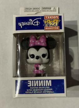 Funko Pocket Pop Keychain Disney ~ MINNIE MOUSE ~ Free US Sh