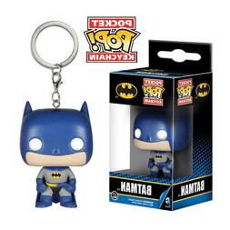 FUNKO POP Pocket Pop Keychain <font><b>Batman</b></font> <fo