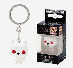 Funko Pocket Pop Keychain: Game of Thrones™ - Ghost Vinyl