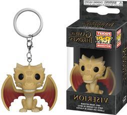 Pocket Pop! Keychain Game Of Thrones Viserion