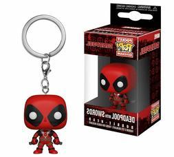 Funko Pocket Pop! Marvel Keychain Deadpool Playtime Deadpool