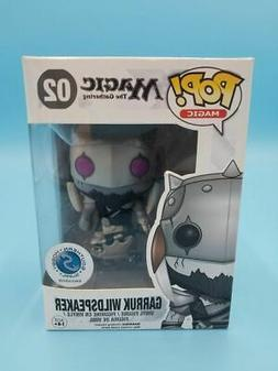Funko Pop #02 Magic Garruk Wildspeaker Southern Hobby Exclus