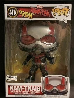 Funko Pop 10 Inch Giant Man #414 Marvel Ant-Man Amazon Exclu