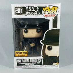 Funko Pop! # 185 Ozzy Osbourne Ordinary Man Hot Topic Exclus