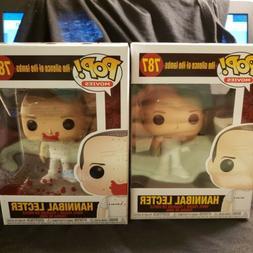 Funko Pop!  Hannibal Lecter Bundle New In Hand