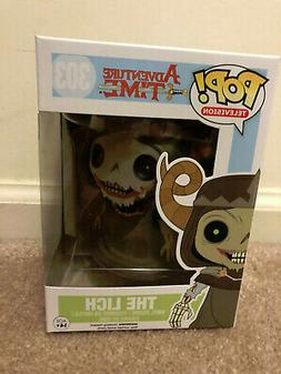 Funko POP 2015 Rare Vaulted  - ADVENTURE TIME - THE LICH #30