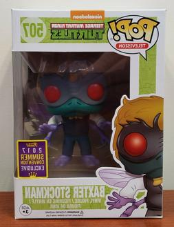 Funko Pop! 2017 SDCC Shared Excl. TMNT Baxter Stockman #507