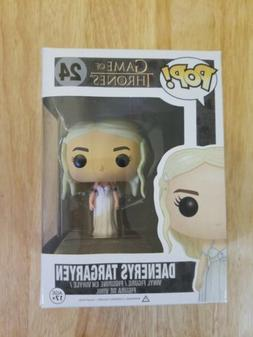 Funko Pop! #24 Game of Thrones Vinyl Figure DAENERYS TARGARY
