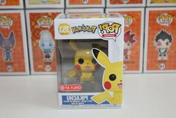 "Funko Pop | #353 Pikachu Pokemon Target Exclusive Vinyl 4"" 1"