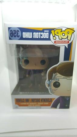 Funko POP 356 Doctor Who Eleventh Doctor Mr Clever New in Bo