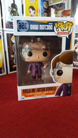 Funko POP #356 DOCTOR WHO - ELEVENTH DOCTOR / MR. CLEVER