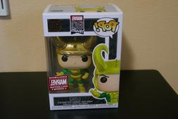 Funko Pop #508 Loki Marvel Collector Corps Exclusive 80 Year