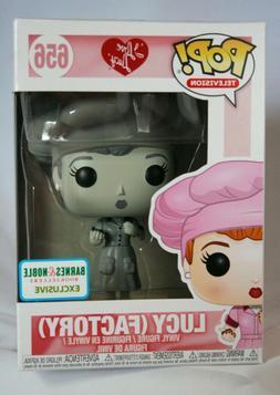 Funko Pop! 656 I Love Lucy Factory Black & White Barnes & No