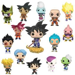 Funko POP  Action Figure Dragon Ball Z Super Saiyan Goku Veg