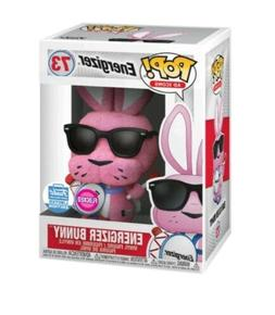 Funko Pop! Ad Icon Flocked Energizer Bunny Funko Shop Exclus