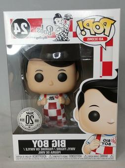 Funko POP! Ad Icons: Bob's Big Boy 20th Anniversary Edition