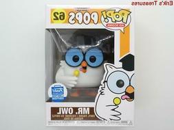 Funko Pop! Ad Icons Tootsie Roll Pops Mr. Owl 62 Funko Shop