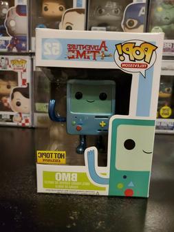 Funko Pop! Adventure Time Metallic BMO #52 Hot Topic Exclusi