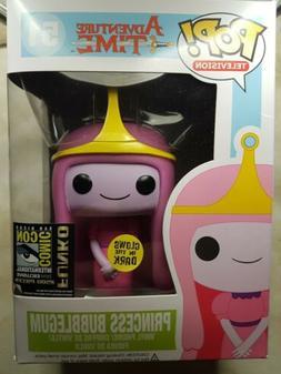 Funko Pop! Adventure Time Princess Bubblegum Vinyl  GITD