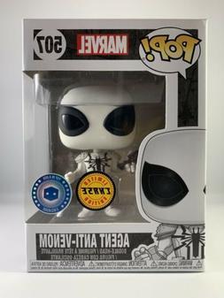 Funko Pop! Marvel #507 Agent Anti-venom Chase PIAB Exclusive