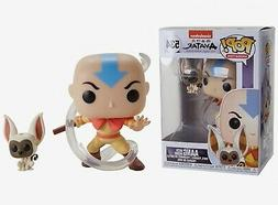 Funko Pop Animation: Avatar the last Airbender - Aang with M