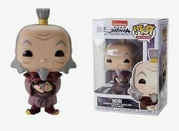 Funko Pop Animation: Avatar the last Airbender - Iroh Vinyl