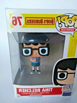 Funko Pop! Animation Bob's Burgers- Tina Belcher #76 Vinyl F