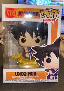 Funko POP! Animation Dragon Ball Son Goku #517 Funko Inside