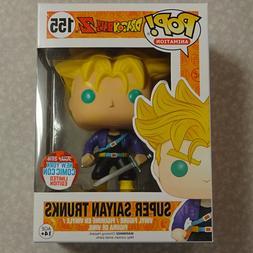 Funko Pop! Animation Dragonball Z Super Saiyan Trunks #155 2