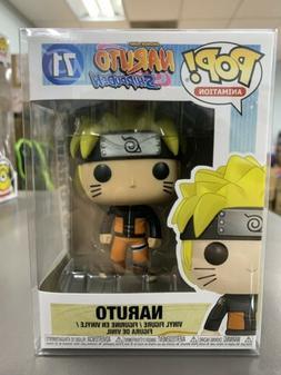 Funko Pop! Animation Naruto Naruto Vinyl Action Figure w/ Pr