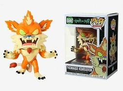 Funko Pop Animation: Rick and Morty - Berserker Squanchy Vin