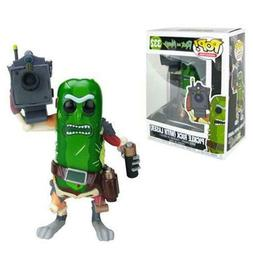 Funko Pop! Animation: Rick and Morty Pickle Rick with Laser