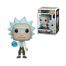 Funko Pop Animation Rick & Morty Rick with Crystal Skull #69