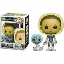 Funko Pop Animation: Rick and Morty - Space Suit Morty with
