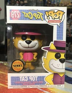 FUNKO POP! Animation - Top Cat #279 Limited Edition Chase Ha