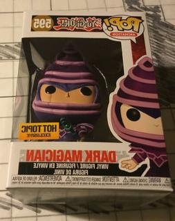 Funko Pop Animation Yu-Gi-Oh DARK MAGICIAN Hot Topic Exclusi