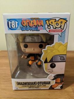 Funko Pop Anime Naruto Shippuden Naruto Rasengan and kakashi