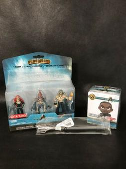 Funko Pop! Aquaman Collector Box Accessories Target Exclusiv