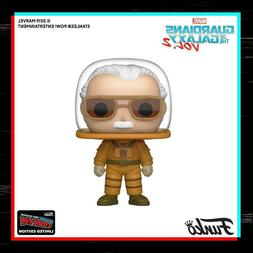 Funko Pop Astronaut Stan Lee 2019 NYCC Fall Shared Exclusive