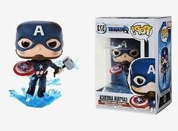 Funko Pop Avengers Endgame : Captain America with Shield #57