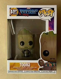 Funko POP Baby Groot w/ Candy Guardians of the Galaxy 2 Hot