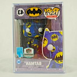 Funko Pop! Batman 43 Art Series HQ Exclusive Limited Edition