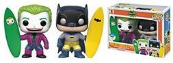 Funko POP Heroes: Batman & Joker – Surfs Up 2 Pack – FYE