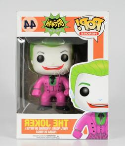 Funko POP! Batman The Joker 1966 TV Series Heroes #44 Vinyl