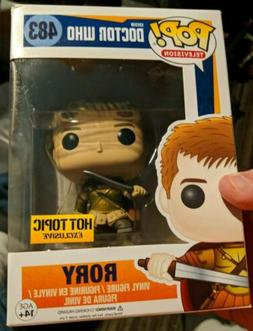 FUNKO POP! BBC DOCTOR WHO RORY HOT TOPIC EXCLUSIVE TELEVISIO